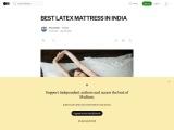 Natural Mattress | Best Latex Mattress in India