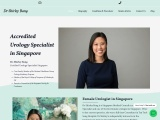 Female Urologist Singapore