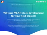 Why use MEAN stack development for your next Project?