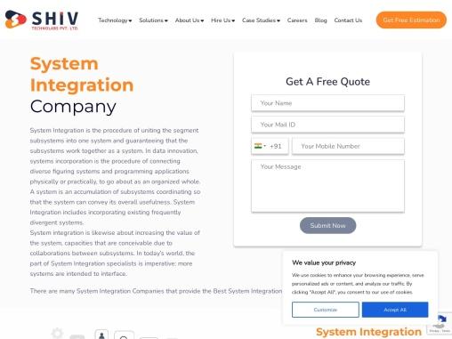 Best Software Development Company | Shiv Technolabs Pvt. Ltd.