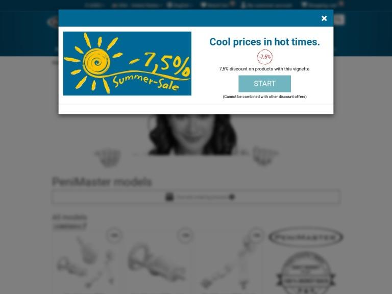 PeniMaster PRO screenshot