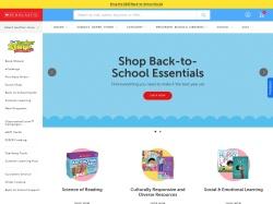 Scholastic Store screenshot