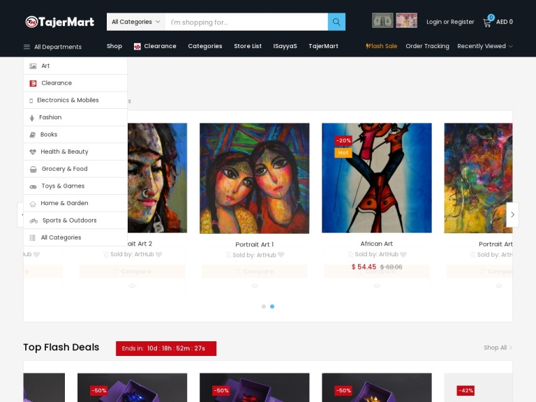ShopZoneYa screenshot