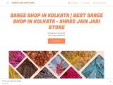 Buy Silk Saree | Kota Silk | Moonga Silk | Jain Jari Store