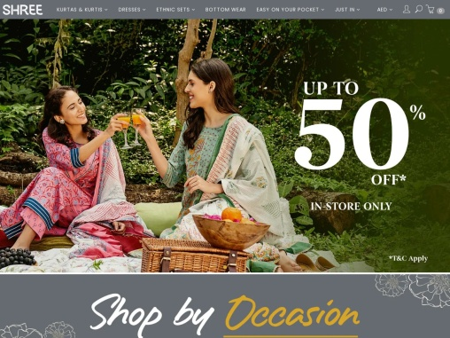 Find the Best Daughter Day Special Outfits @Shree, Read Blog