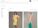 Buy Stylish Casual Kurtas for Ladies Online in India @Shree