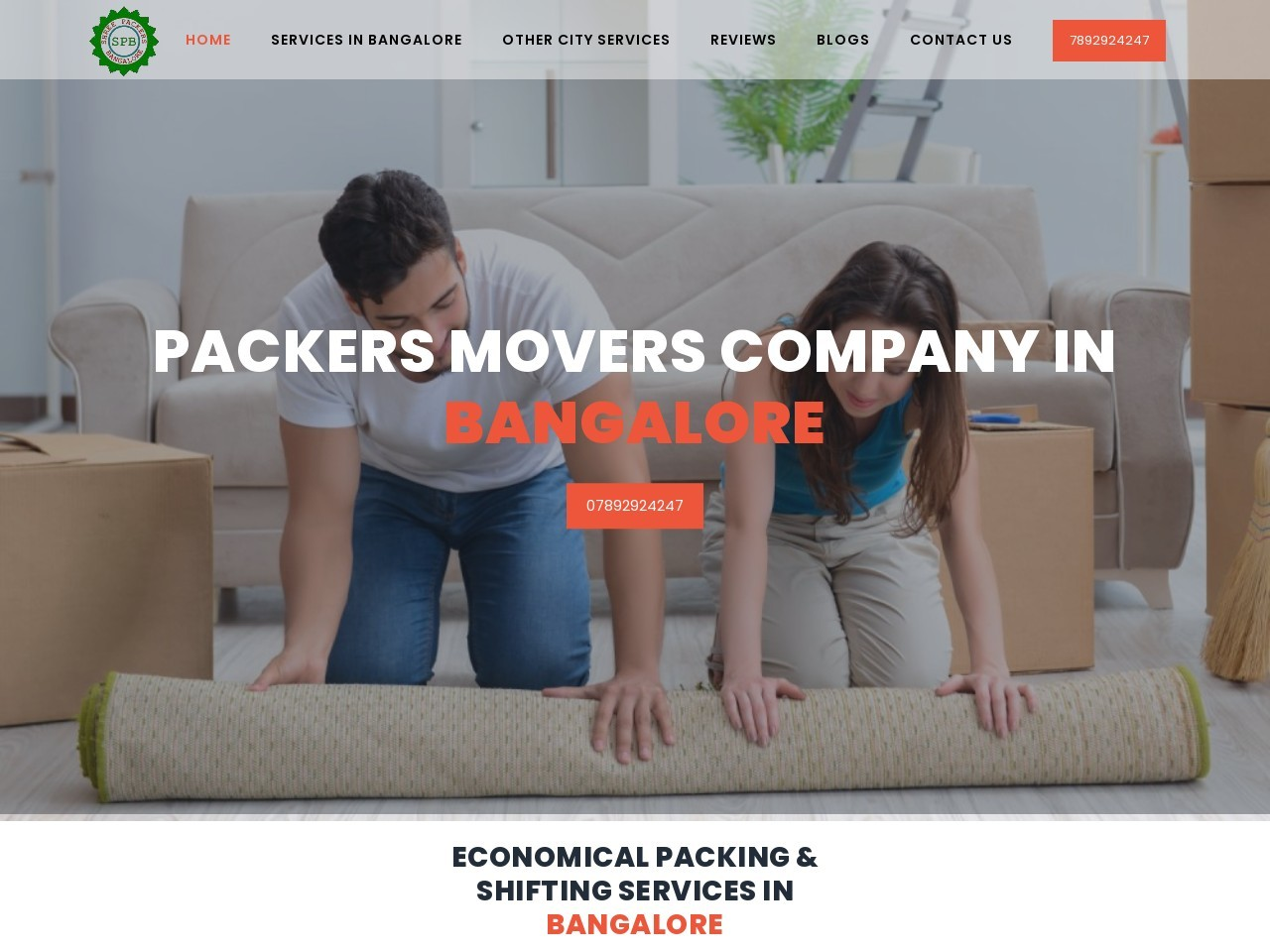 Packers Movers Company In Marathahalli Bangalore-Shree Packers