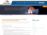 Shubham housing loan, your home for the Your first step
