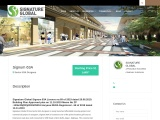 Signum 63A Retail shops in Gurgaon of Signature Global