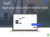 Signing documents online – Digitally sign pdf
