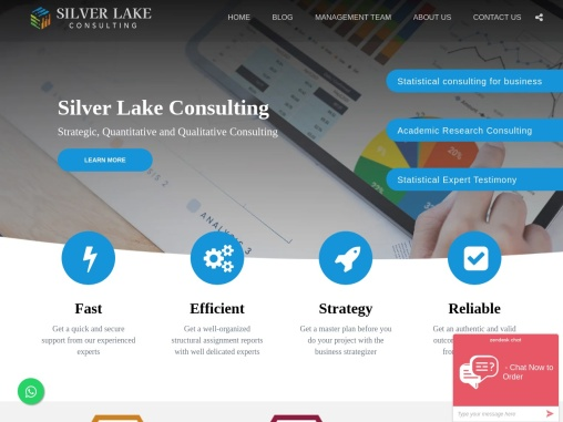 SPSS Help – Silver Lake Consulting