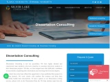 Get Help From Experts For Top Quality Dissertation Services