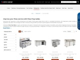 Commercial Pizza Prep Tables Supplier Across Australia