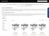 single sink benches supplier – simco