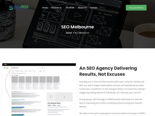 SEO Melbourne   Best SEO Company Melbourne   SEO Expert – Simpos