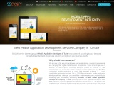 Mobile App Development in Turkey | SISGAIN