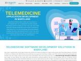 Telemedicine App Development Company in Maryland | SISGAIN