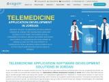 Telemedicine App Development Solution in Jordan