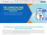 Telemedicine App Development Company in Michigan | SISGAIN