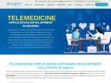Telemedicine App Development Company in Nigeria | SISGAIN