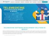 Telemedicine Application Development Services In Mexico | SISGAIN