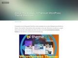 About Themeatlas – A Premium WordPress Theme Developer