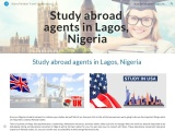 Study abroad agents in Lagos, Nigeria