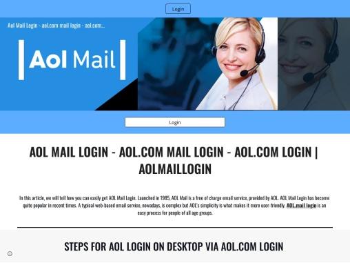 How do I fix Blerk Error 1 in AOL Mail?