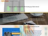 Get Switzerland VPS Hosting for Online Business by Onlive Server