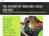 The History Of Your Bike Check For Free