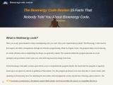 The Bioenergy Code Review:15 Facts That Nobody Told You About Bioenergy Code.
