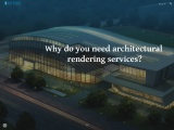 How 3D Architectural Rendering Services Helps to Architects
