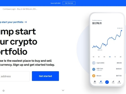 Coinbase login gained a lot of spotlight and appreciation