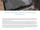 The Web Professional Solution for Most Demanding Online Business