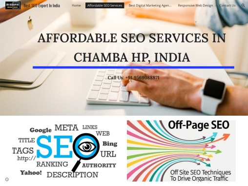 Best SEO Expert In India – Affordable SEO Services