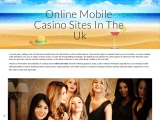 Online Mobile Casino Sites In The Uk