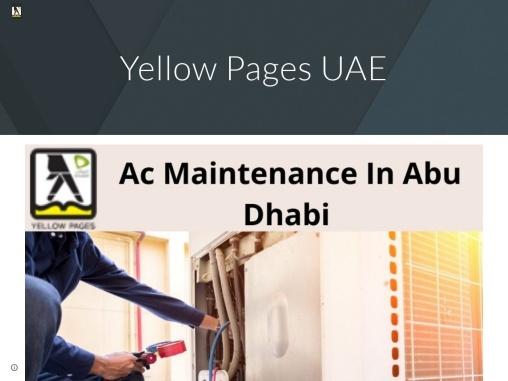 Best Ac Maintenance In Abu Dhabi | Ac Maintenance Dubai