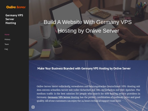 Take Your Business To New Height with Germany VPS Hosting – Onlive Server