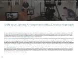 Shift Your Lighting Arrangement with a Creative Approach