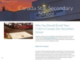 Why You Should Enroll Your Child In Canada Star Secondary School