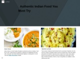 Authentic Indian Food you Must Try – cartloot