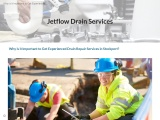 Why is it Important to Get Experienced Drain Repair Services in Stockport?