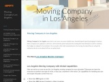 moving companies cheap in los angeles