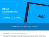 How to sign-up for AOL Mail and what are AOL products?