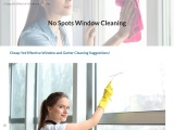 Cheap Yet Effective Window and Gutter Cleaning Suggestions!
