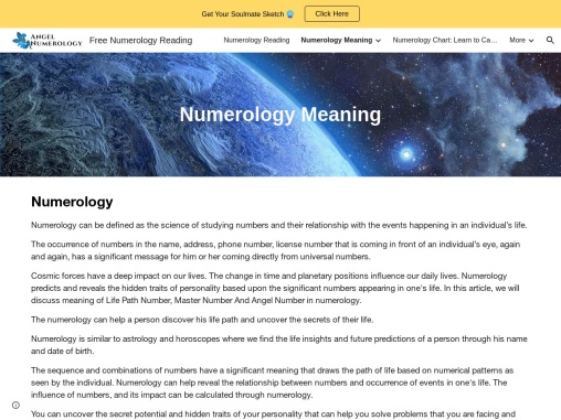 Life Path Number in Numerology