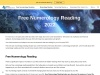 Free Numerology Report 2021