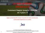 LE PARI SPORTIF FACILE A 2 EUROS