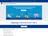 PayPal Login – Log In To Your Paypal Account