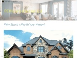Why Stucco is Worth Your Money?